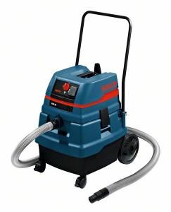 Duża moc ssania, pojemny zbiornik, wygodna rączka - odkurzacz GAS 50 posiada wszystko, co niezbędne, by posprzątać szybko i skutecznie