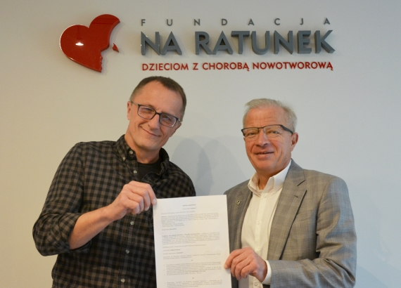 TIM partnerem Programu Broviac