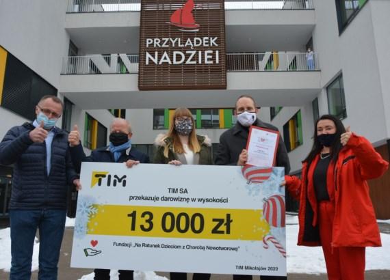221 000 zł dla 17 organizacji<br>z całej Polski
